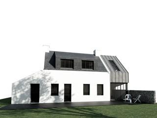 j+e architectes Le Bono